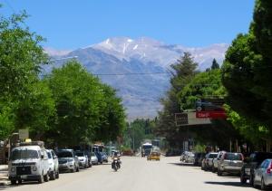 Uspallata High Street