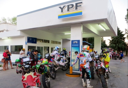 Dakar YPF
