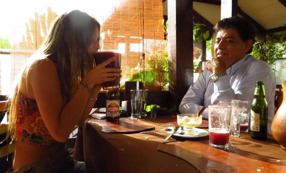 Pau and Chicha