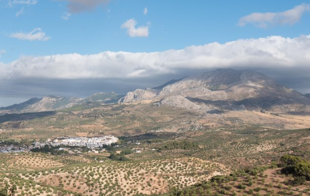 Pueblos Blancos (White Villages)