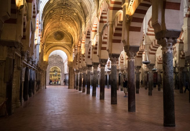 The Mosque-Cathedral of Cordoba